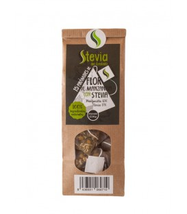 Chamomile Pyramid Tea Bags with Stevia