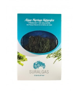 Dry salted Sea Lettuce 200 g.