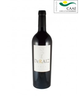 DeRaiz Organic Red Wine