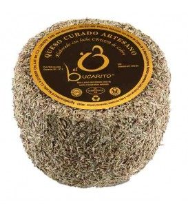 "Mature Goat Cheese from Rota (Pasteurised Milk) ""El Bucarito"""