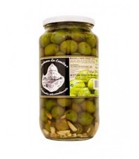 Manzanilla Chupadeo and Oil Olives 1350g.