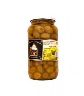 Mojo Picón (Spicy Sauce) Crushed Green Olives 1350g.