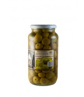 Manzanilla Natural Green Olives