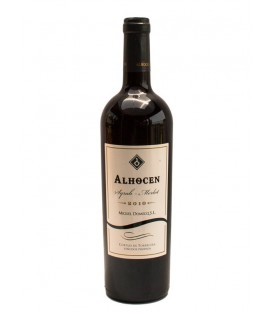 Alhocen Syrah-Merlot Red Wine