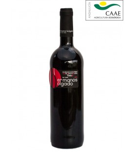 Hermanos Holgado Roble Organic Red wine