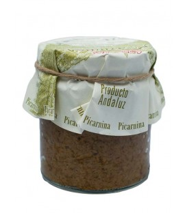 Picarnina Sauce (from Tagarnina )–Castilian wild thistle