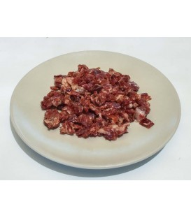 Diced Ibérico Ham from Jabugo